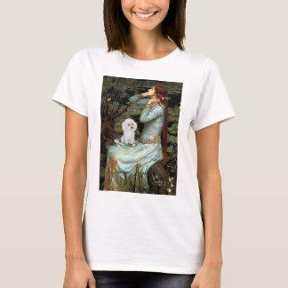 Poodle (11W) - Ophelia Seated T-Shirt