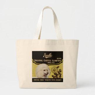 Poodle Brand – Organic Coffee Company Tote Bags