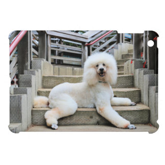 Poodle - Brulee - Trainer Case For The iPad Mini