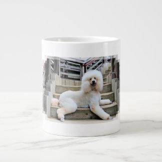 Poodle - Brulee - Trainer Giant Coffee Mug