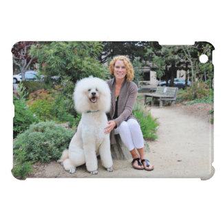 Poodle - Brulee - Trainer iPad Mini Cover