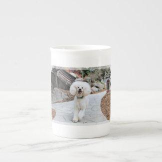 Poodle - Brulee - Trainer Tea Cup
