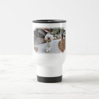 Poodle - Brulee - Trainer Travel Mug