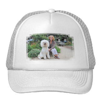 Poodle - Brulee - Trainer Trucker Hat