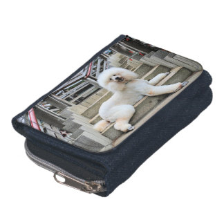Poodle - Brulee - Trainer Wallets