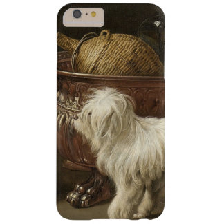Poodle by basket barely there iPhone 6 plus case