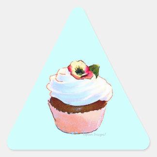 Poodle Cakes Cupcake Bon Bon Stickers