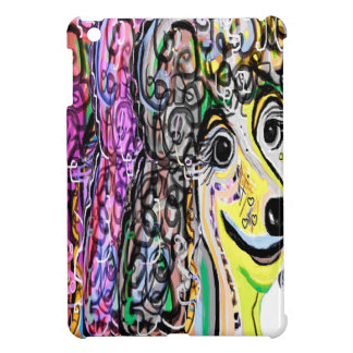 Poodle Color Transition Cover For The iPad Mini