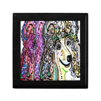 Poodle Color Transition Gift Box