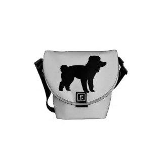 Poodle Commuter Bags