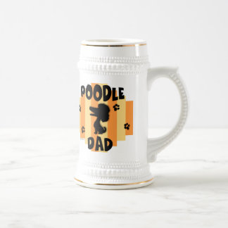 Poodle Dad Mug
