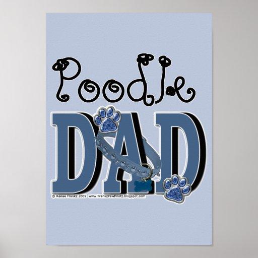 Poodle DAD Poster