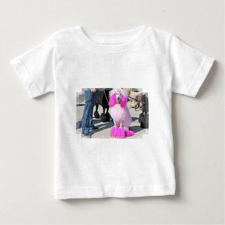 Poodle Day 2016 - Barnes - Pink Standard Poodle Baby T-Shirt