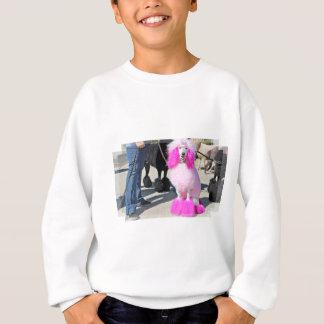 Poodle Day 2016 - Barnes - Pink Standard Poodle Sweatshirt