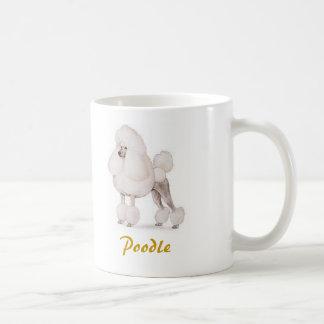 Poodle, Dog Lover Galore! Classic White Coffee Mug