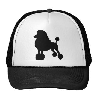 Poodle Dog Trucker Hat