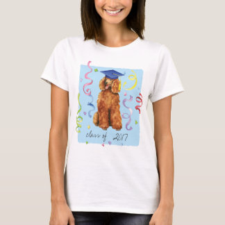 Poodle Graduate T-Shirt