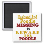 Poodle & Husband Missing Reward For Poodle