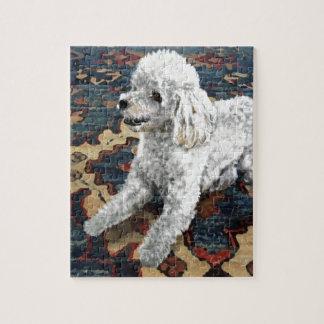 Poodle Jigsaw Puzzle