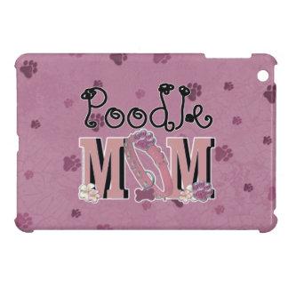 Poodle MOM Case For The iPad Mini