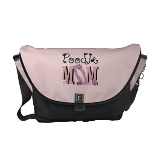 Poodle MOM Courier Bag