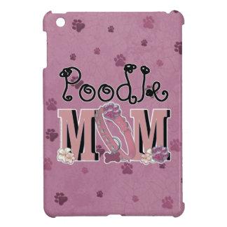 Poodle MOM iPad Mini Covers