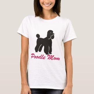 Poodle Mom T-Shirt