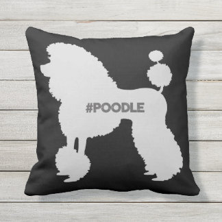 #POODLE PILLOW