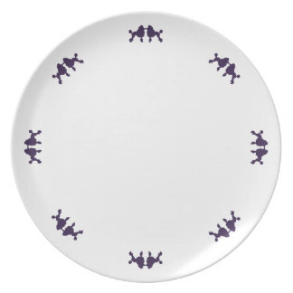 Poodle Plate