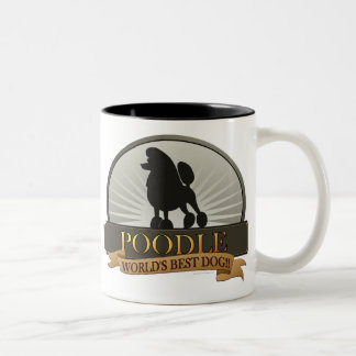 Poodle.png Coffee Mugs