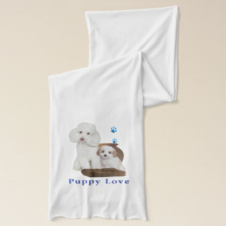 poodle-products scarf