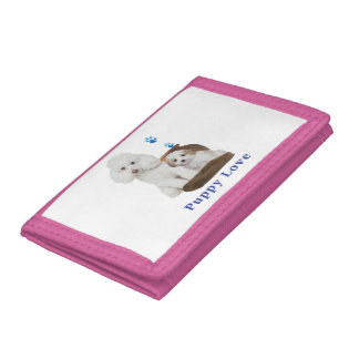 poodle-products trifold wallets