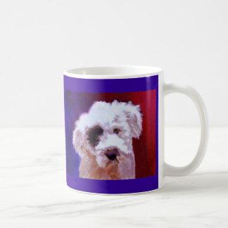 Poodle Pup mug