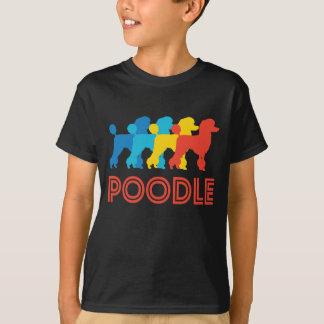 Poodle Retro Pop Art T-Shirt