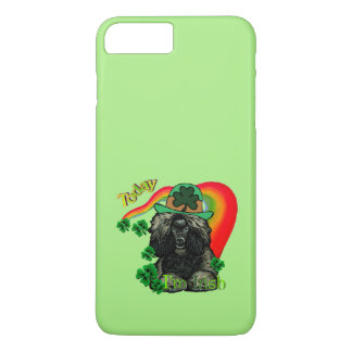 Poodle St Patricks Day Case-Mate iPhone Case