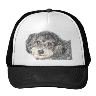 POODLE TRUCKER HAT