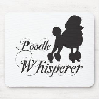 Poodle Whisperer Mouse Pad