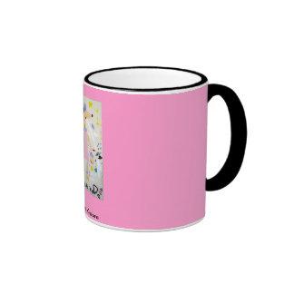 Poodles Galore Mug