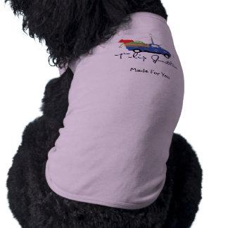 Poodle's Pet T Shirt