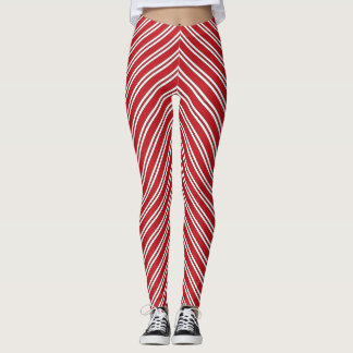 !!!Poof!!! You are a Candy Cane! Leggings