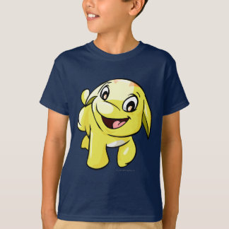 Poogle Yellow T-Shirt