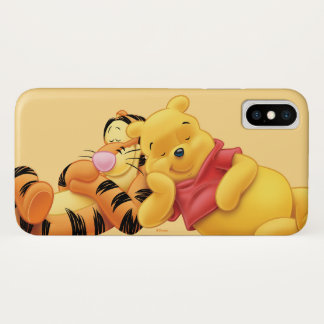 Pooh and Tigger iPhone X Case