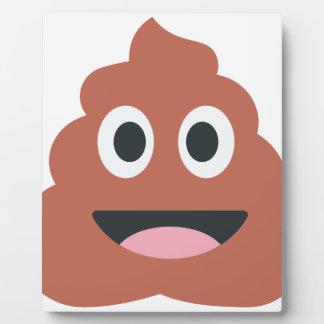 Pooh emoji plaque