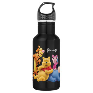 Pooh & Friends 10 532 Ml Water Bottle
