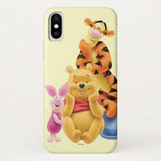 Pooh & Friends 11 iPhone X Case