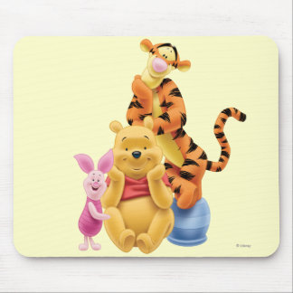 Pooh & Friends 11 Mouse Pad