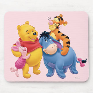 Pooh & Friends 1 Mouse Pad