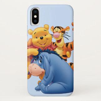 Pooh & Friends 3 Case-Mate iPhone Case