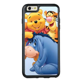 Pooh & Friends 3 OtterBox iPhone 6/6s Plus Case