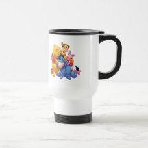 Pooh & Friends 5 Coffee Mug